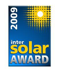 InterSolar Award 2009