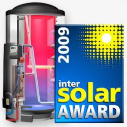 InterSolar Award 2009.